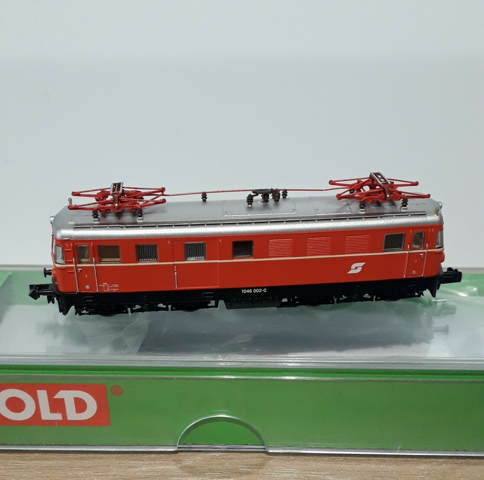 Arnold 2290 N GAUGE  Austrian OBB class 1O40  electric locomotive