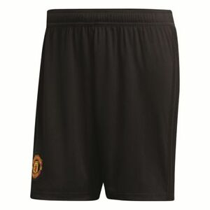 Adidas-Football-Soccer-Manchester-United-FC-MUFC-Mens-Home-Shorts-2018-2019