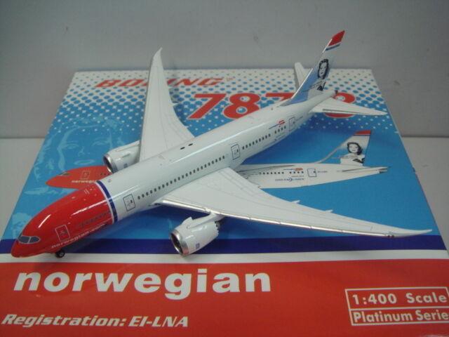 ordene ahora los precios más bajos Phoenix 400 Air Shuttle B787-800 noruego    2010s Color-Sonja Noruega  1 400  almacén al por mayor