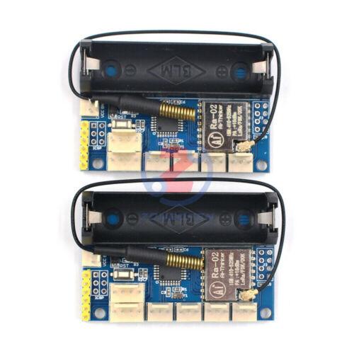 433//868//915MHz LoRa Radio V1.0 V2.0 Wireless Node Module ATmega328P Ra-02 RFM