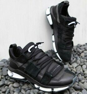 13 SIZE MEN'S ADIDAS LEATHER B28015 SHOES STRETCH ADV