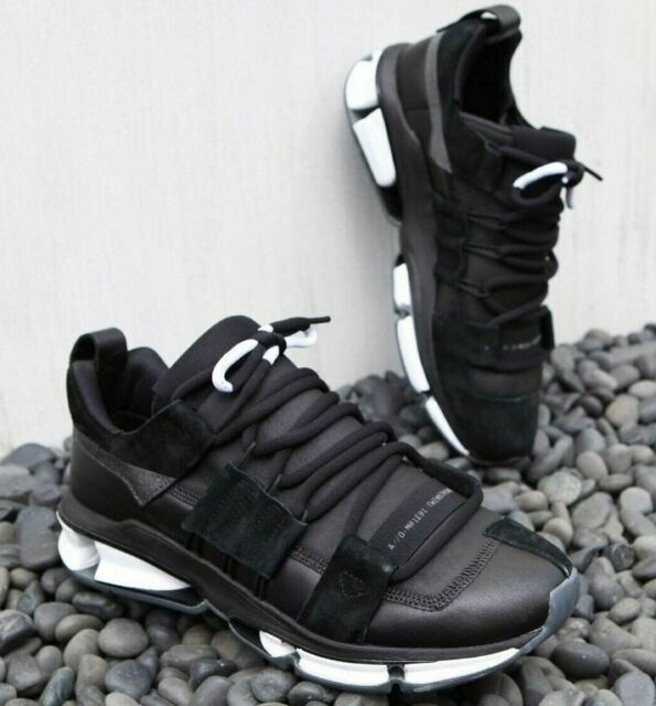 Mens adidas Twinstrike ADV Stretch Leather Black B28015 US 13