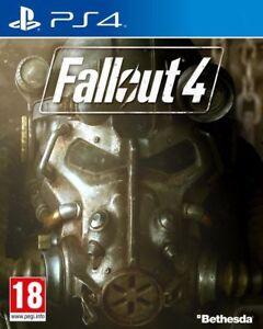 Jeu-PS4-FALLOUT-4