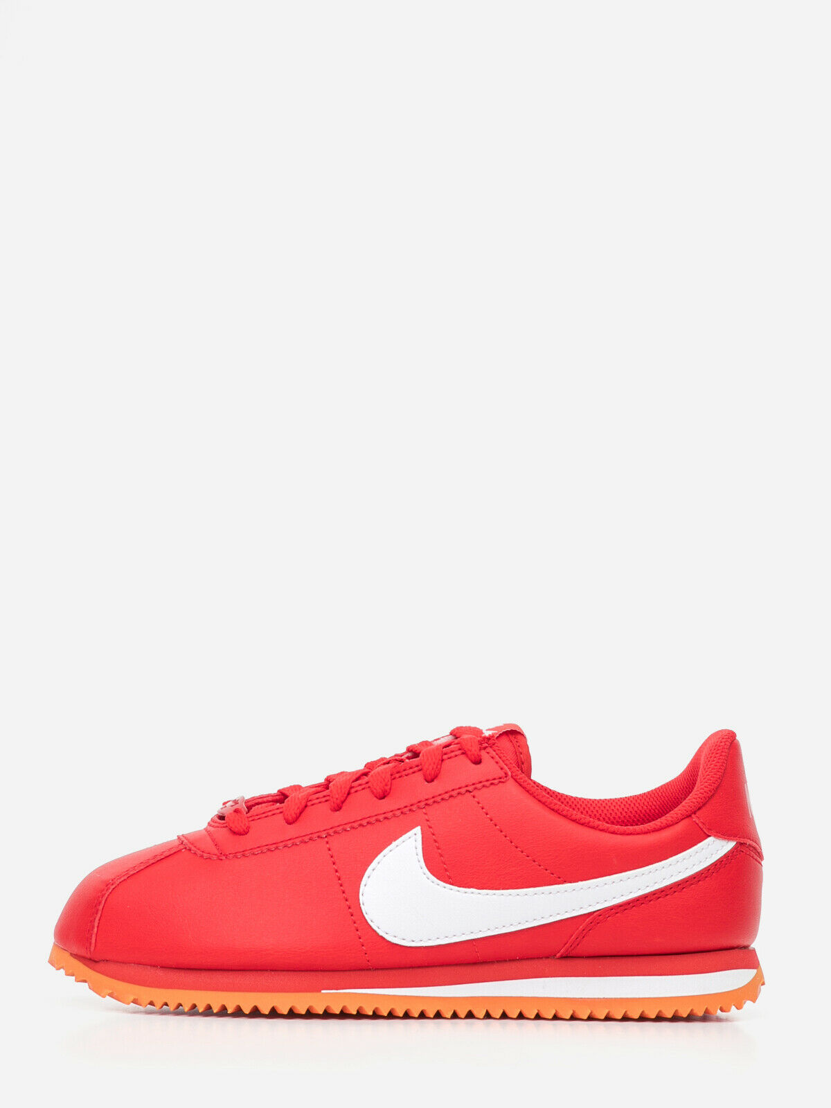 Unisex Nike Cortez Basic Sl GS Turnschuhe Schuhe Rot Weiß 904764 601 UK 5 _ 5.5