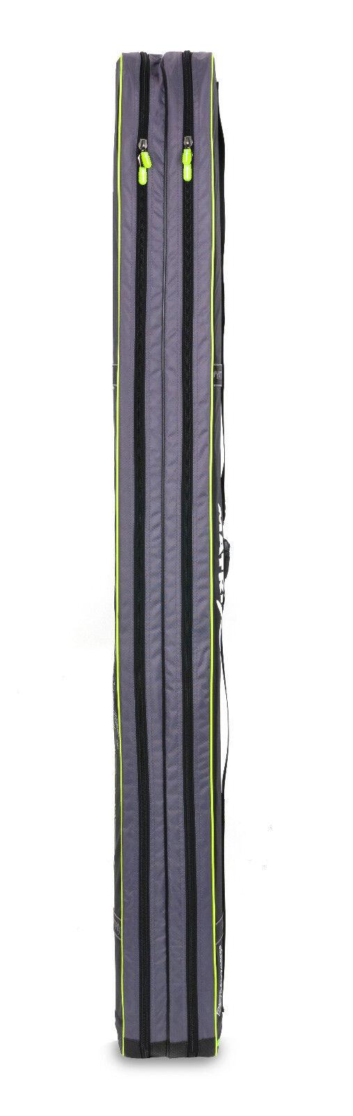 Fox Matrix Rutenfutteral Ethos Pro 4 Rod Compact Case Futteral Rutenfutteral Matrix Rutentasche a995d1