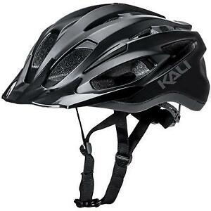 Kali Protectives Prime Bicycle Helmet Matte Black
