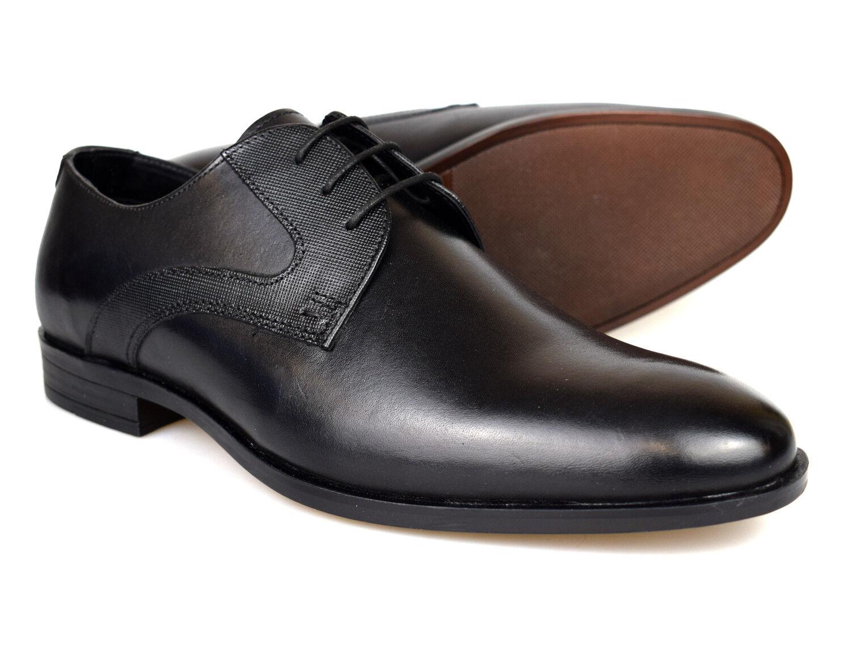 RED TAPE Linton Formal Cuero Marrón Formal Linton Zapatos Hombre 667385