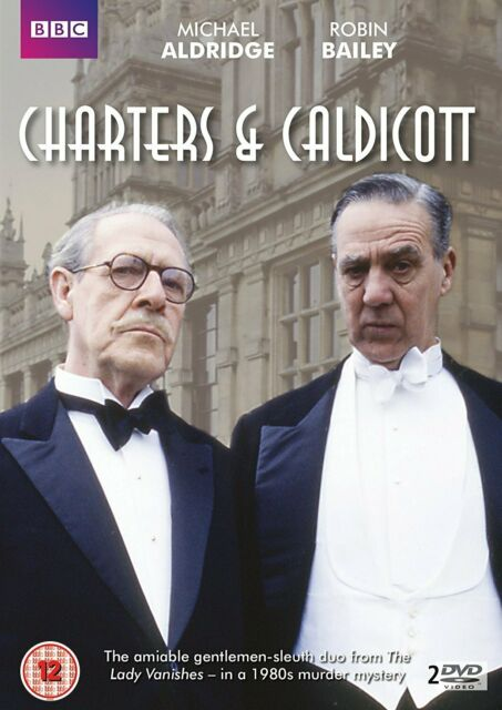 Charters and Caldicott (DVD) BRAND NEW