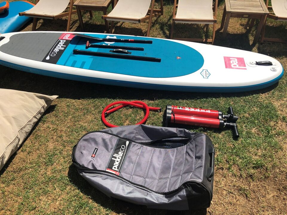 """Andet, Red paddle co Sup windsup, str. 10""""7"""