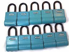 10 New Shurlok Key Storage Locks Lock Box Real Estate Realtor Lockbox
