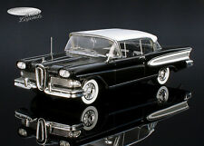 Ford Edsel Citation Hard Top Coupe Two Doors 1958 schwarz/weiß, Spark 1:43 %