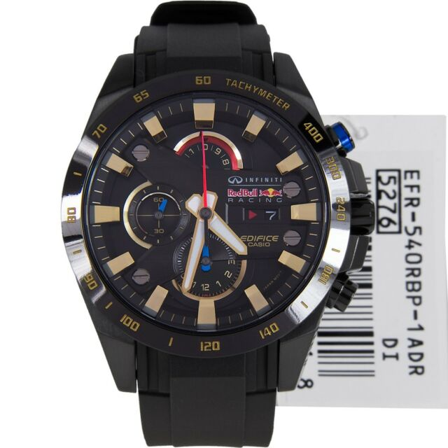 Efr540rbp Efr 540rbp 1a Casio Edifice Infiniti Limited Edition Red
