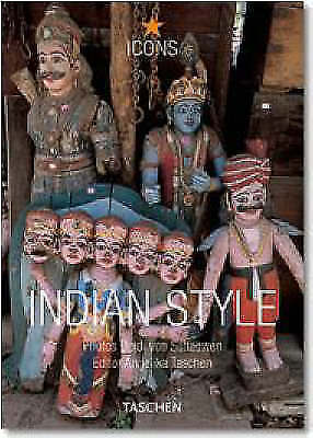 1 of 1 - Indian Style (Icons Series), Taschen, Angelika, New Book