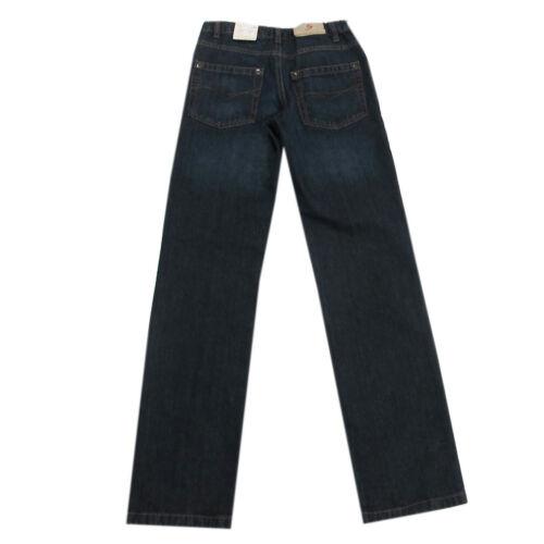 152,164,170,176 Top Five Jeans extra slim stretta ragazza Pantaloni Gamba Dritta Tg