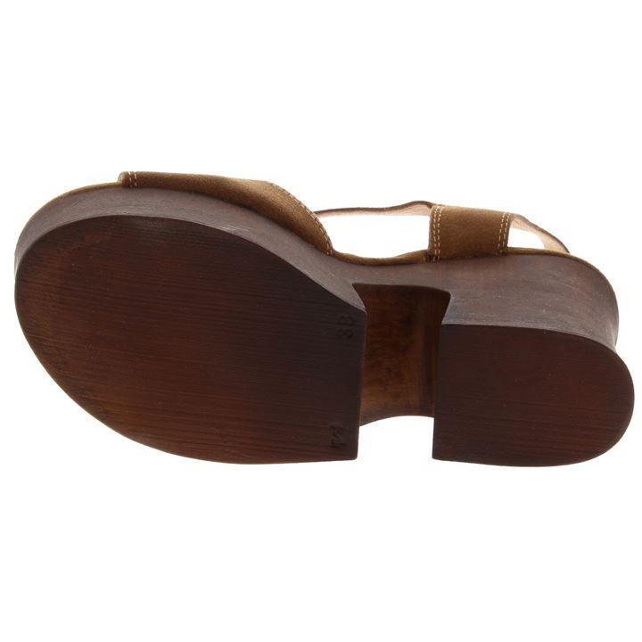 WINDSOR SMITH JADE HEELED schuhe - SUEDE (braun) - TOBACCO (braun) SUEDE - Größe 4.5 – BNIB dff96c