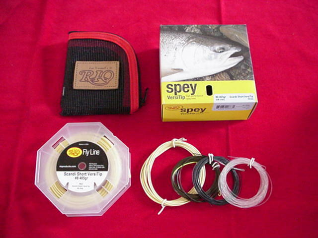 Rio Scandi Short Versi Tip Fly Line 275 Grain ft STOR NEW