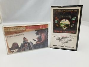 Country Rock Cassette Tapes Set of 2 Kentucky Headhunters & Charlie Daniels Band