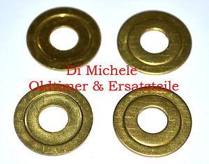 Throttle-Shaft-Disc-Brass-IDF-WEBER-CARBURETTOR-1-4-pieces-BAERING-Cover