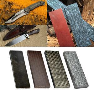 Knife-Handle-Scale-Micarta-Material-Sword-Slab-Supply-Fit-DIY-Knife-Making