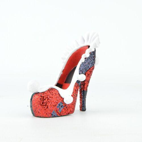 DC Comics Mini-Escarpins 3-INCH Chaussure Mini-Figure-Harley Quinn