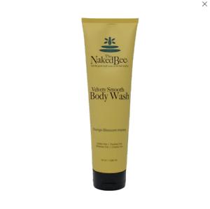 The Naked Bee Velvety Smooth Body Wash 2.25 Oz Tube Orange