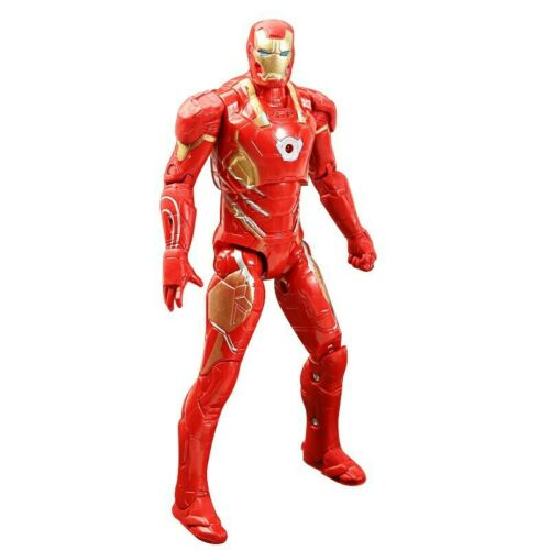 Iron-Man 15cm Actionfigur mit LED Marvel Comics MCU Avenger Superheld NEU