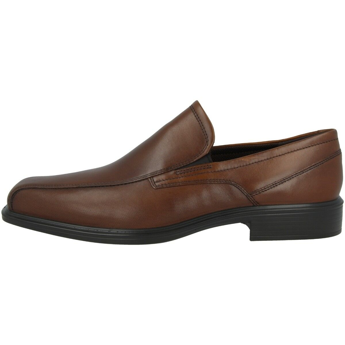 Ecco Johannesburg Men Schuhe Herren Halbschuhe Business cognac 623514-01053