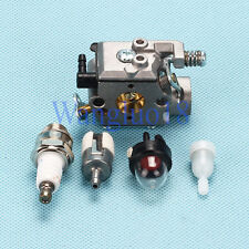 Carburetor Tune Up Kit For Echo CS340 CS341 CS345 CS346 Walbro WT-589 ChainSaw