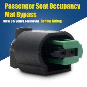Estera-de-ocupacion-Conector-sensor-del-asiento-airbag-BMW-E46E39E36E38E60E61Z3