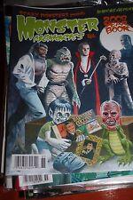 Monster Memories Magazine No 16 2008 Yearbook - NEW CONDITION!!