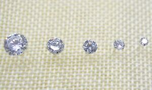 Brillante-Genuino-solido-de-plata-esterlina-925-Cubic-Zirconia-Cz-Aretes-Regalo