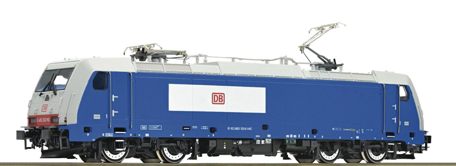 Roco 79669 ac-elektrolokomotive e.483, DB AG Italia-digital nuevo agotado
