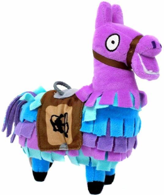 BRAND NEW!! Jazwares 100/% Official Fortnite Basic Plush Loot Llama