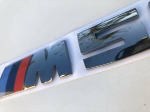 New Logo BMW M5 Anthracite Grey 51148059012 Series 5 F10 F11 E60 E61 Original