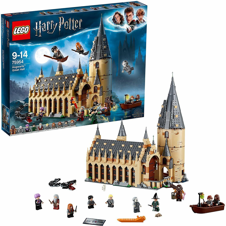 Lego Elj la Gree Htuttie di Hogwarts, Giocattoli Costruzioni, Merce Nuova