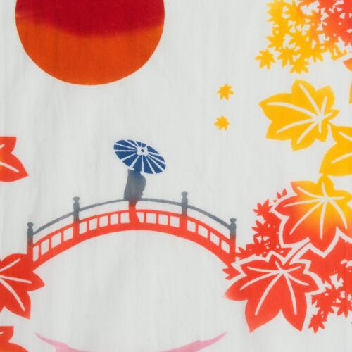 Belleza Jardín algodón japonés tenugui