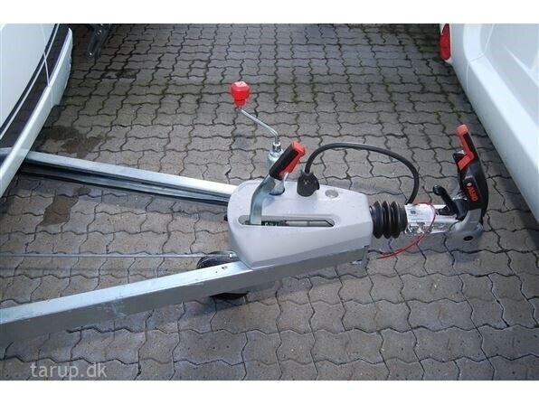 Dethleffs Nomad 490 BLF, 2021, kg egenvægt 1320
