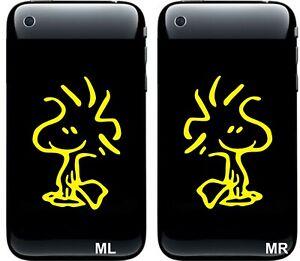 2-Aufkleber-Woodstock-5cm-S29-ML-MR-Farbauswahl-Auto-Notebook-Laptop-Handy