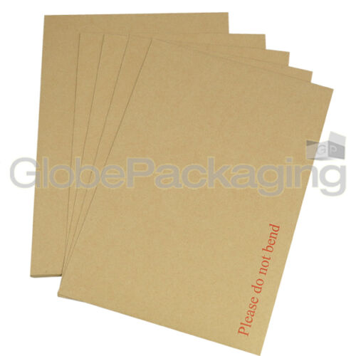 10 x C4 A4 Board Back Backed Envelopes 324x229mm PIP