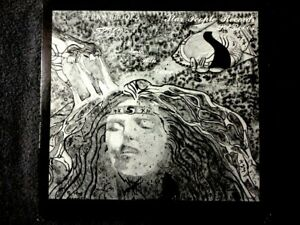 TERRY BROOKS VINYL LP (ORANGE) TO EARTH WITH LOVE BLUES AND PSYCH ROCK