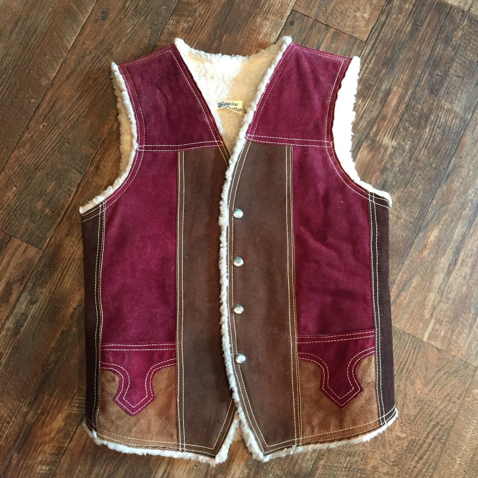 western-leather-vest-busty-hot-nude-celeb-fakes