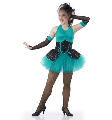 Oo La La Tutu Dance Ballet Costume 3 Colors GROUPS Girls CS-Adult XL Showgirl