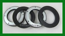 Dexter Trailer Hub Wheel Oil Seal 9 10 K Axle 3.880 OD X 2.875 ID K71-387-00