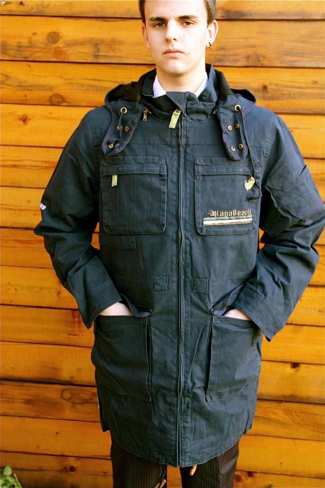 Coat  Hemp Navy Kanabeach Biologik Schmelzer T L New Label Value  hot sale online