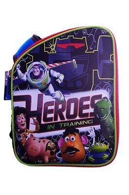 Disney Toy Story Boys School Lunch Box Bag Buzz Lightyear Woody Alien NEW NWT