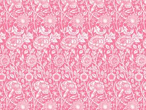 Aimable Rose Parfumée Tiroir Revêtements-william Morris Roses & Rose Design-afficher Le Titre D'origine Mode Attrayante