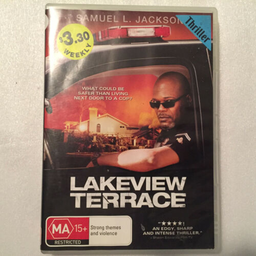 1 of 1 - Lakeview Terrace (DVD, 2009) - NO CASE