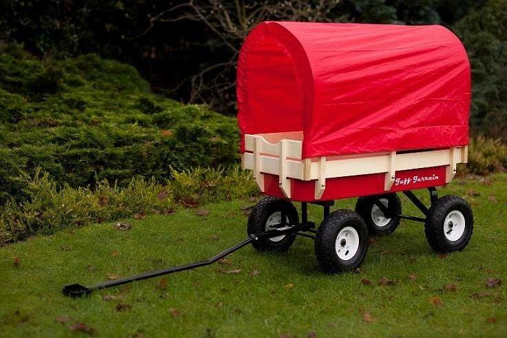 Original Tuff Terrain wagons from Skorupa's Wagons