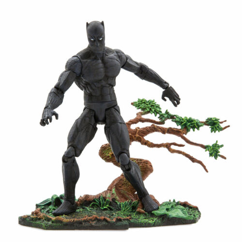 Disney Avenger Black Panther Action Figure by Marvel Select 7/'/' 18 cm tall