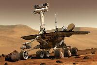 Mars Rover Nasa Poster 24x36